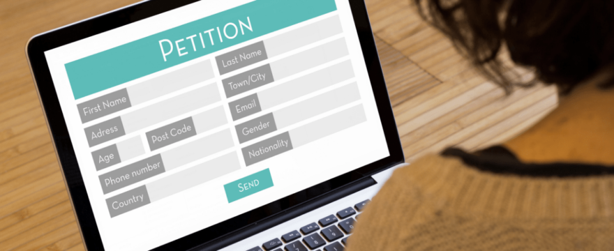 How to Create, Launch, and Promote a Petition to Grow Your Campaign's Email List
