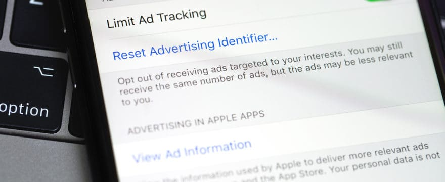 What Apple's No Tracking Setting Means for Campaigns