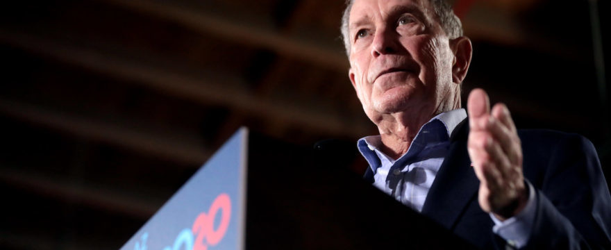 How to Run a Mike Bloomberg Campaign Without a Mike Bloomberg Budget